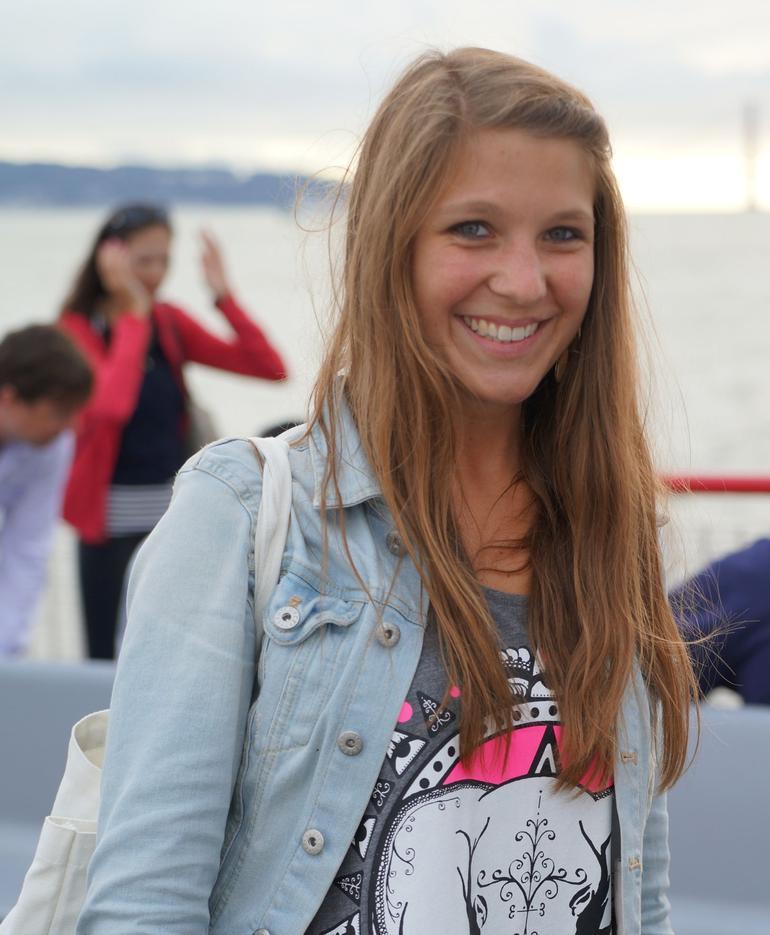 My beautiful friend Sabrina - San Francisco