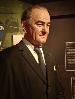 I looked closely at the sculpture of LBJ and decided it looked very much like the president I saw in person at the White House in 1967. , Mary H - May 2015