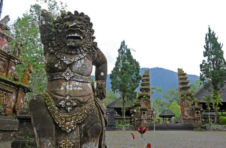 Pura Luhur Batukaru Temple - Bali