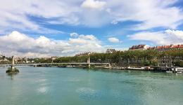 Saone River, Lyon , Coleen B - September 2016