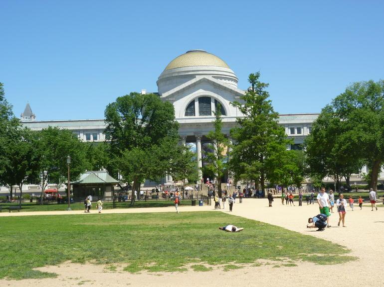 Segway Tour - Washington DC