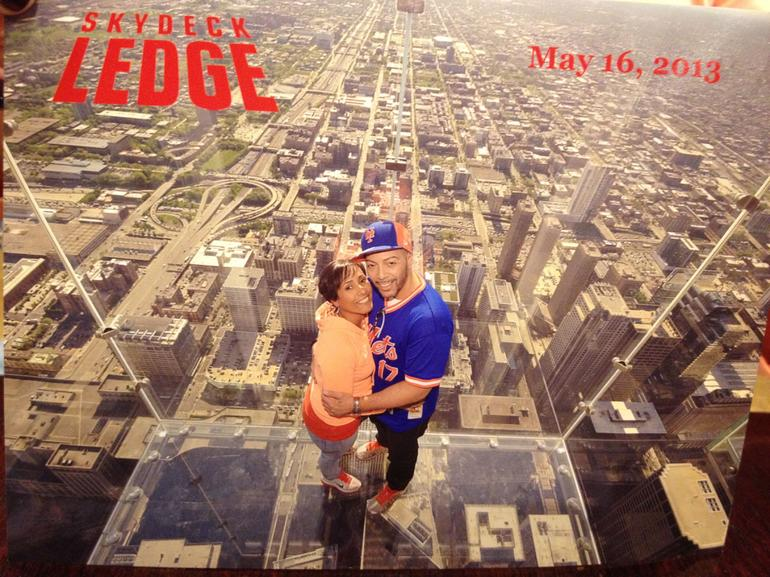 Skydeck Ledge. - Chicago