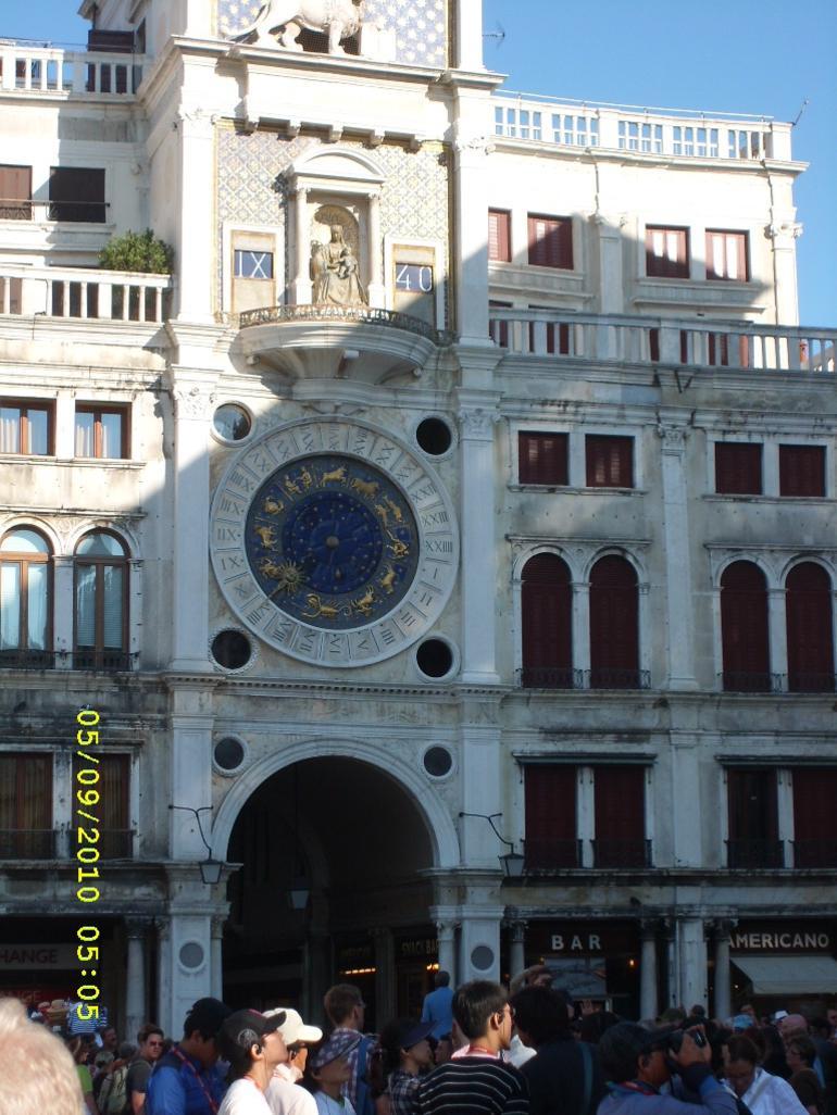 St Mark's Square VENICE 2010 - Venice