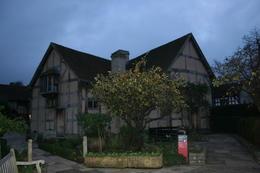 The last stop- Stratford upon Avon. Shakespeare's childhood home , kaitlin.lyngaas - November 2014