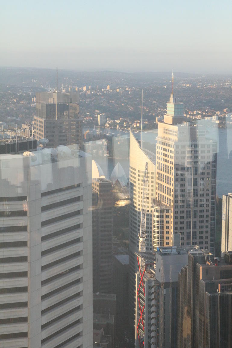 Sydney Tower Eye - Sydney