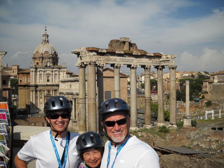 The Forum - Rome