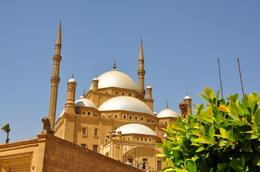 A view of the Alabaster Mosque..., Genesis A - May 2010