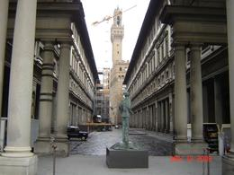 Uffizi Gallery from the front., Nabarun N - June 2008