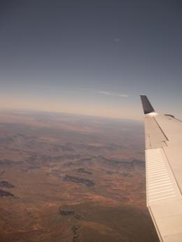 Nice, smooth flights, charley - June 2011