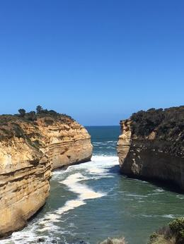 Another spot on the Great Ocean Road. , witatan - October 2016