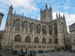 Bath Cathedral , Thomas C - October 2016