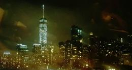 Vue de New York , LUIS A - November 2016