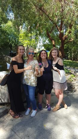 Wine Tasting in Sonoma Valley! , Viviane X - June 2017