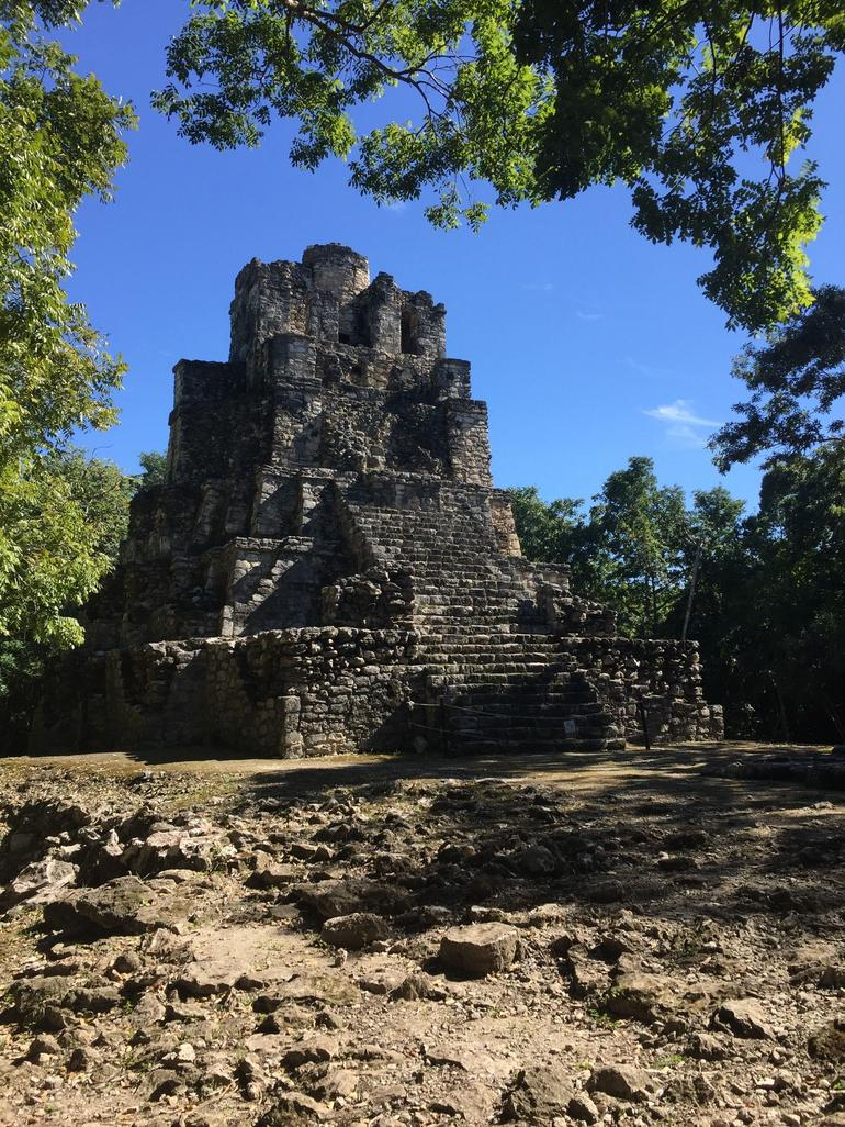 Sian Ka'An and Muyil Archaeological Site Tour from Tulum