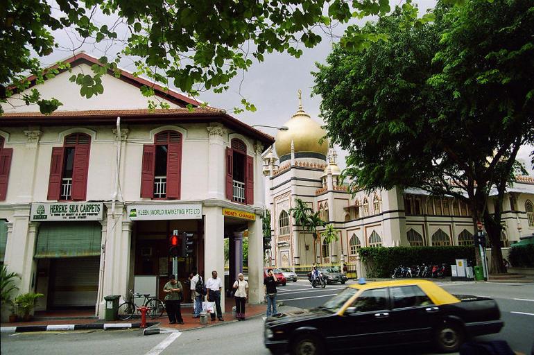 Arab Street - Singapore