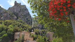 The beauty of Montserrat. , 4canonmail - June 2016