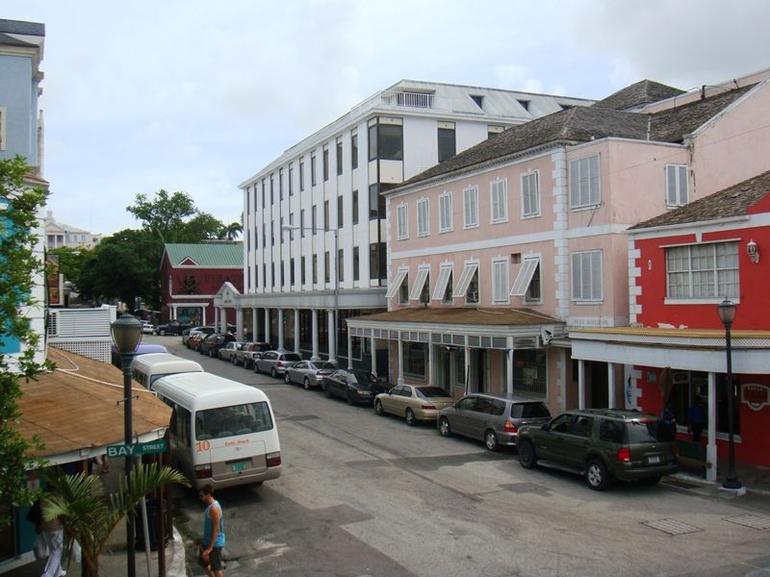Downtown Nassau - Nassau