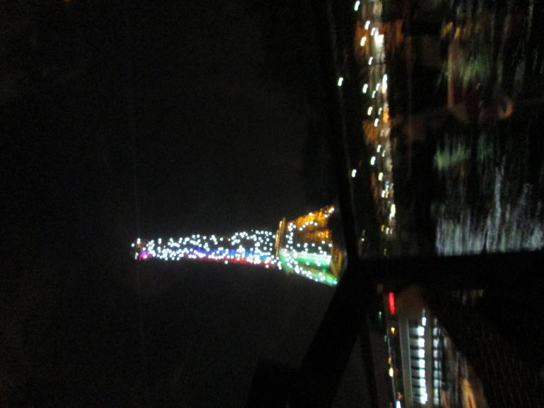 Eiffiel Tower at Night - Paris