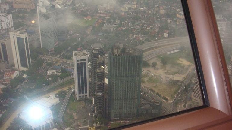From the Kuala Lumpur Tower - Kuala Lumpur