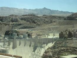A view of the Dam - June 2009