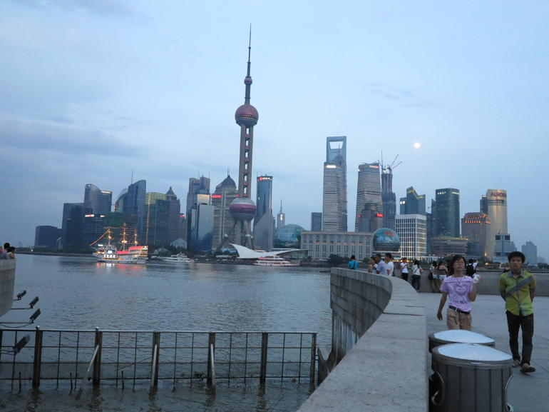 Huangpu River Cruise and Bund City Lights Evening Tour of Shanghai photo 31