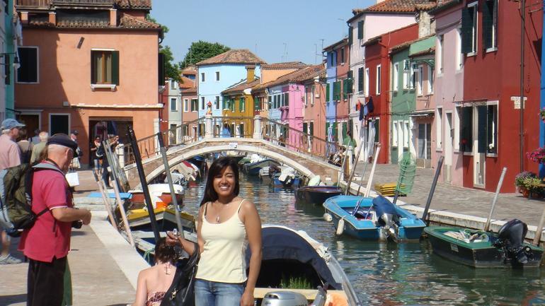 Island of Burano - Florence