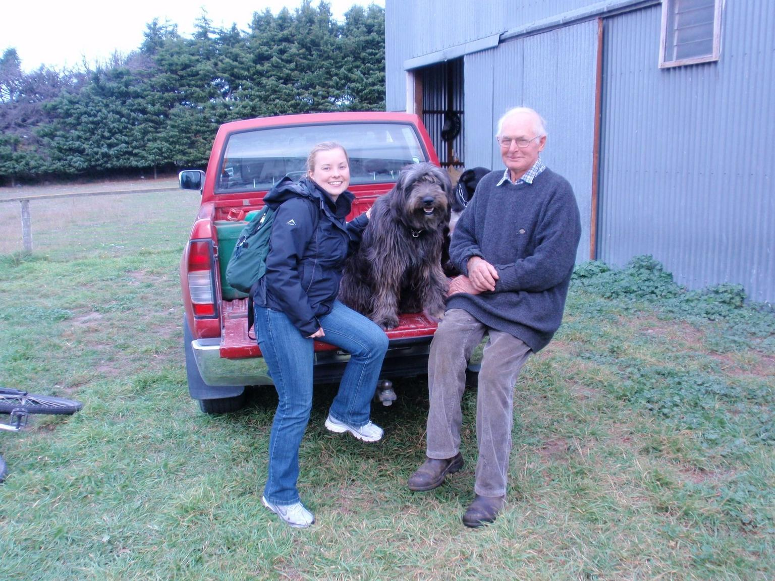 MÁS FOTOS, Christchurch Sheep Farm Visit