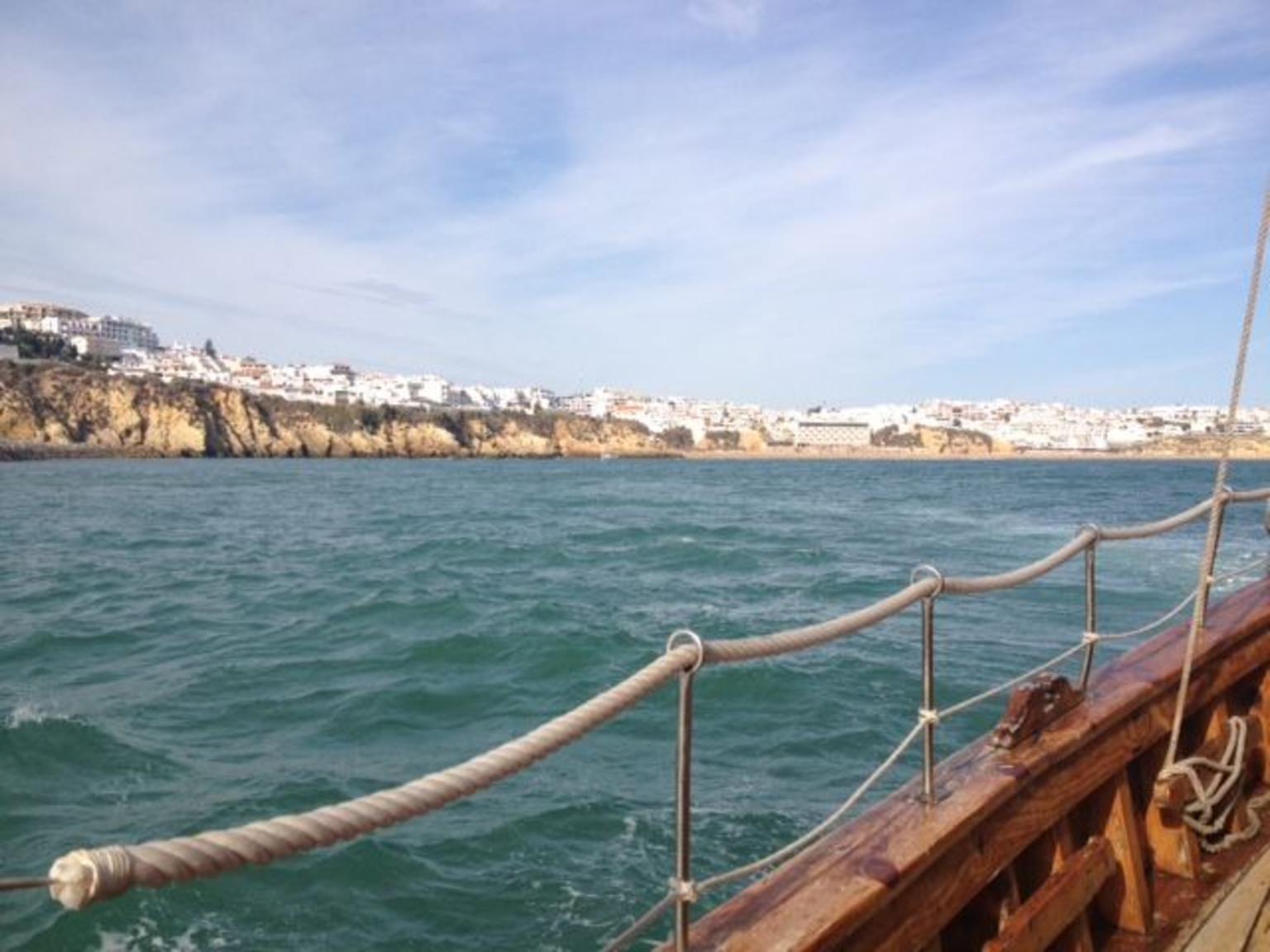 MÁS FOTOS, Crucero en barco pirata
