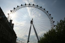 its the biggest bicycle wheel ever! - July 2010