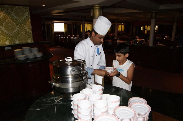 Lunch - Aswan