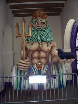 Mardi Gras World - where the floats are made! - September 2009