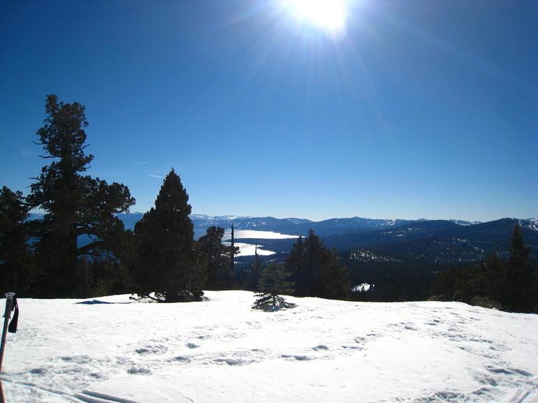 Martis Peak - Lake Tahoe