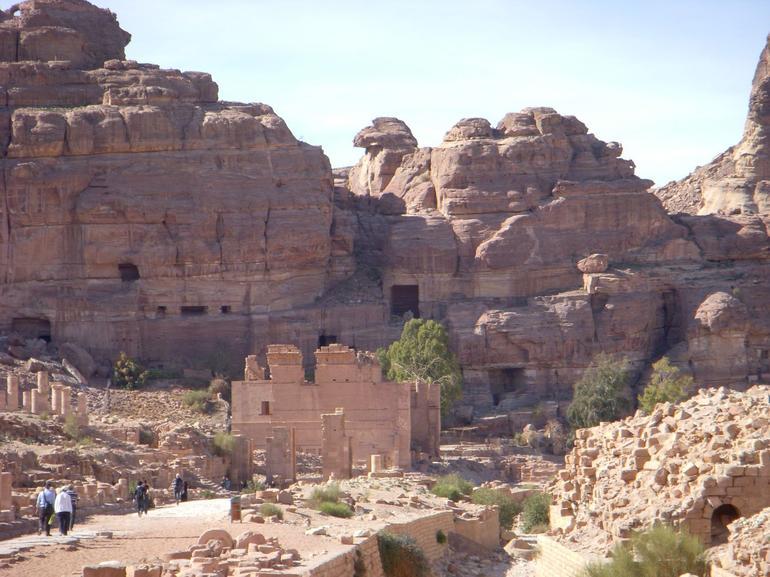 More Petra - Amman