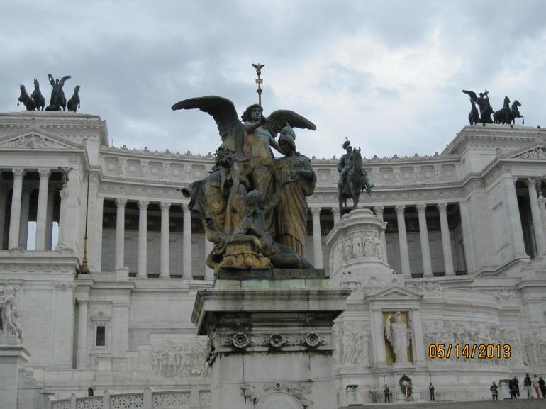 Piazza Venezia - Rome
