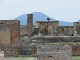Pompeii ruins , Karen S - June 2015
