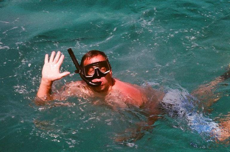 snorkeling - San Juan