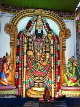 Sri Srinivasa Perumal Temple, Serangoon Road , Ramesh - May 2012