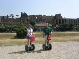 The Circus and Palatine Hill., David M - July 2008
