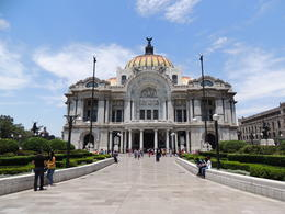 The Theater of the erforming Arts in Mexico City. , Kevin F - May 2013