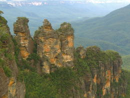 The Three Sisters in the Blue Mountains. , Kevin F - June 2014