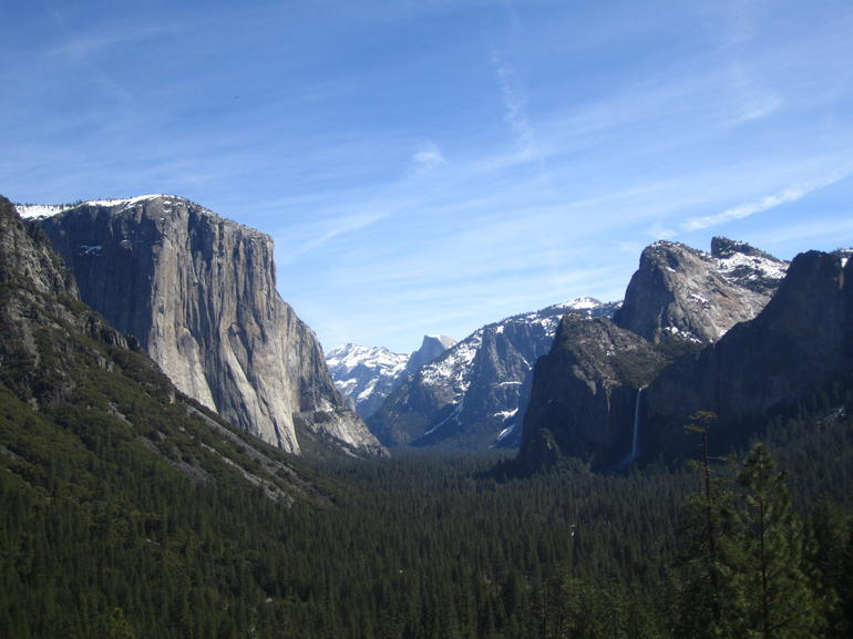 Yosemite Panorama - San Francisco