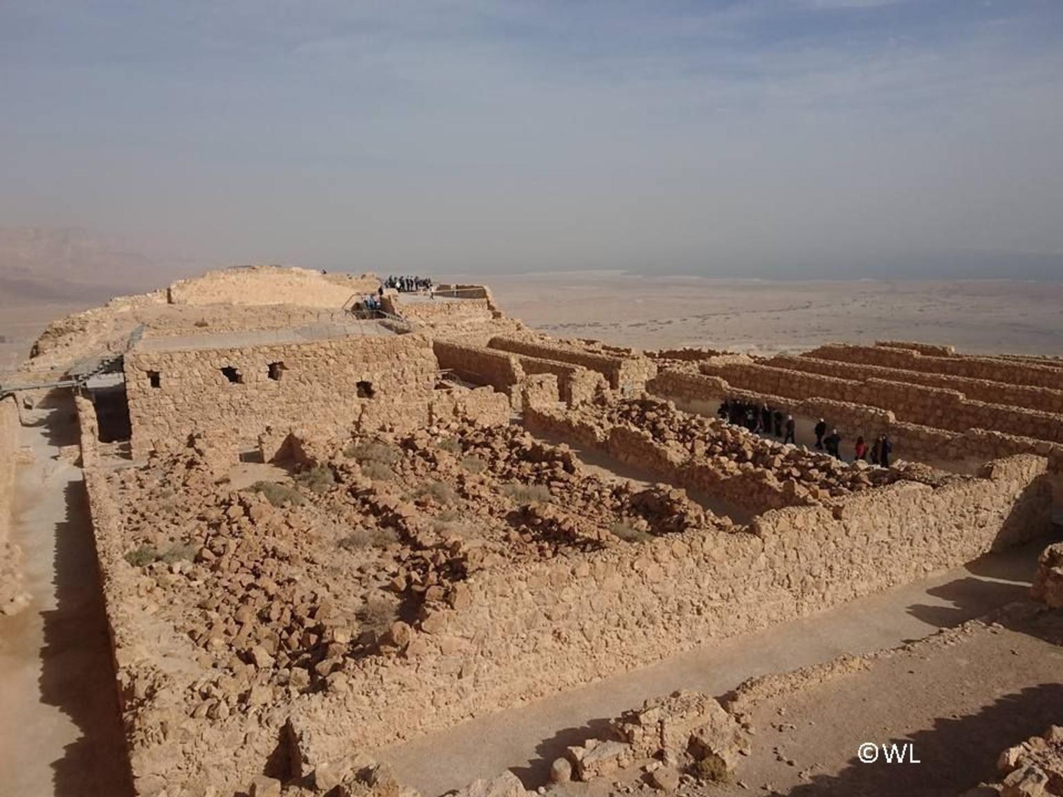MÁS FOTOS, Masada, Ein Gedi y el Mar Muerto desde Jerusalén