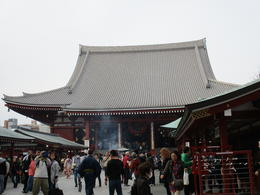 Sensoji Temple , Ayama - April 2017