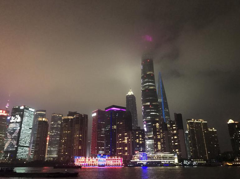 Huangpu River Cruise and Bund City Lights Evening Tour of Shanghai photo 17