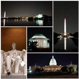 DC Evening Monument Tour , kay.parkerson - October 2017