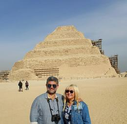 The Step Pyramid of Saqqara , Gurhan K - January 2018