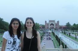 Gateway to the Taj Mahal - September 2012