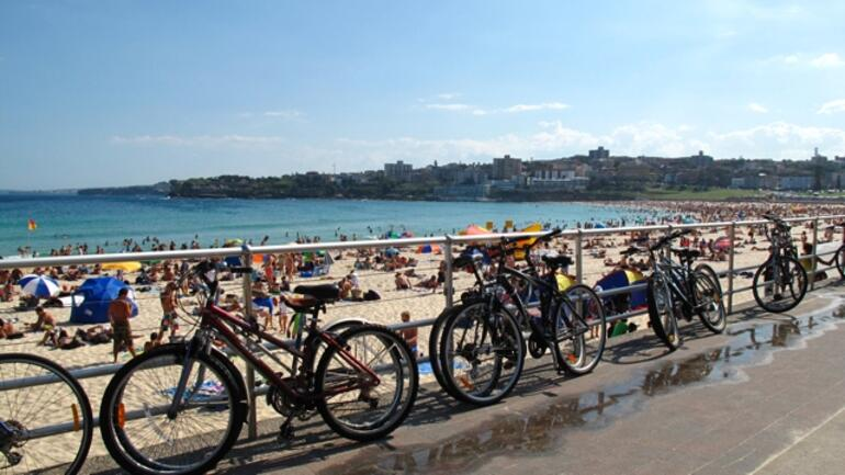 Bondi triathlon... -