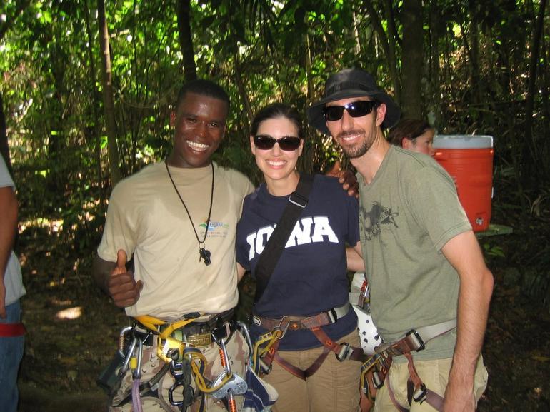 Zipline Canopy Tour Adventure - Montego Bay