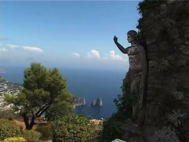 Capri Day Trip from Rome - Rome